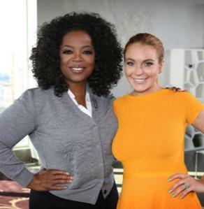 Oprah-Lindsay-Lohan
