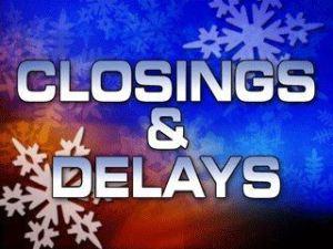 Winter Closings Delays