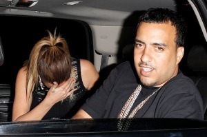 Khloe Kardashian and French Montana double-date with Kourtney and Scott