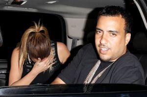 Khloe Kardashian and French Montana double-date with Kourtney and Scott