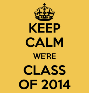 Keep Calm 2014