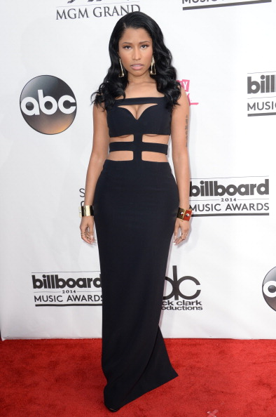 US-ENTERTAINMENT-BILLBOARD AWARDS-ARRIVALS