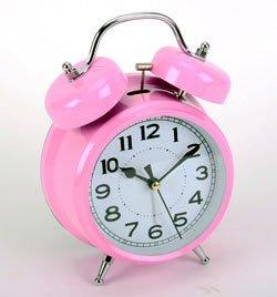 pink-clock