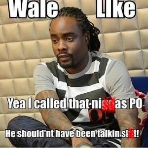 Wale Meme