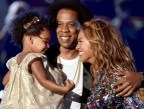 "What did Jay Z just say ""pregnant with another one""?!? Could Bey be PREGERS?!?"