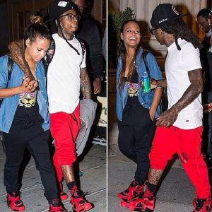 Christina Lil Wayne 2
