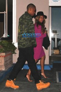 Beyonce and Jay Z enjoy a dinner date amid pregnancy rumors