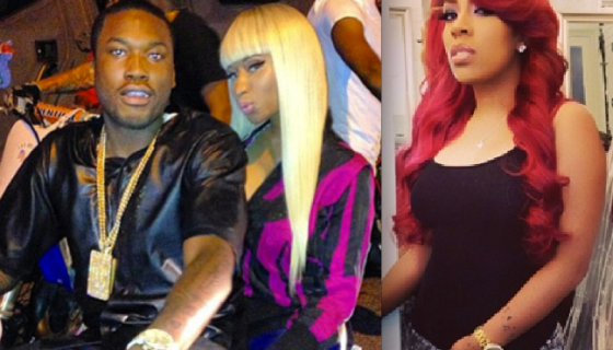 K Michelle And Meek Mill #DimeTime News:...