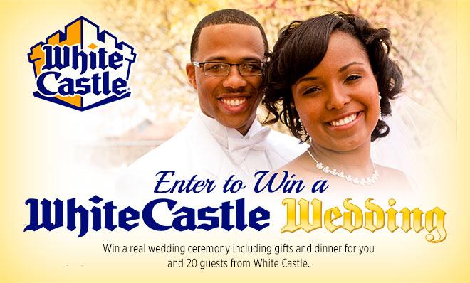 White Castle Wedding Sweepstakes   Power 107.5