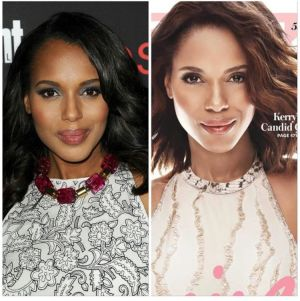 Kerry Washington Side by Side
