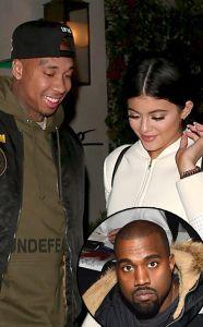 Kylie Tyga Kanye