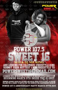 lil d power 107.5