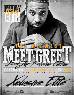 Midwest Meet & Greet_WCKX Columbus