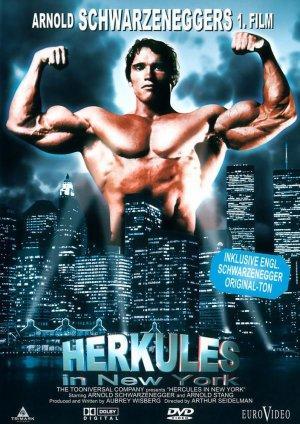 Herkules in New York Movie Poster
