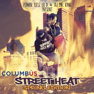 Columbus Street Heat Spring Edition