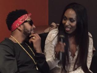 DJ Dimepiece and Omarion