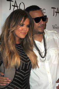 Khloe Kardashian Celebrates 30th Birthday At Tao Nightclub
