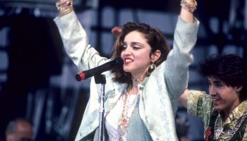 Live Aid Concert - July 13, 1985