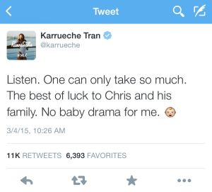Karruche Tweets