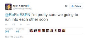 nick young tweet 1