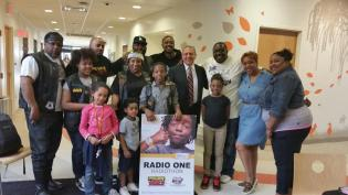 Magic 106.3 and Power 107.5 Radiothon 2015