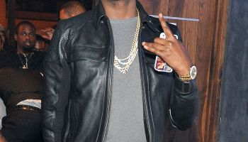 Meek Mill Big Birthday Celebration
