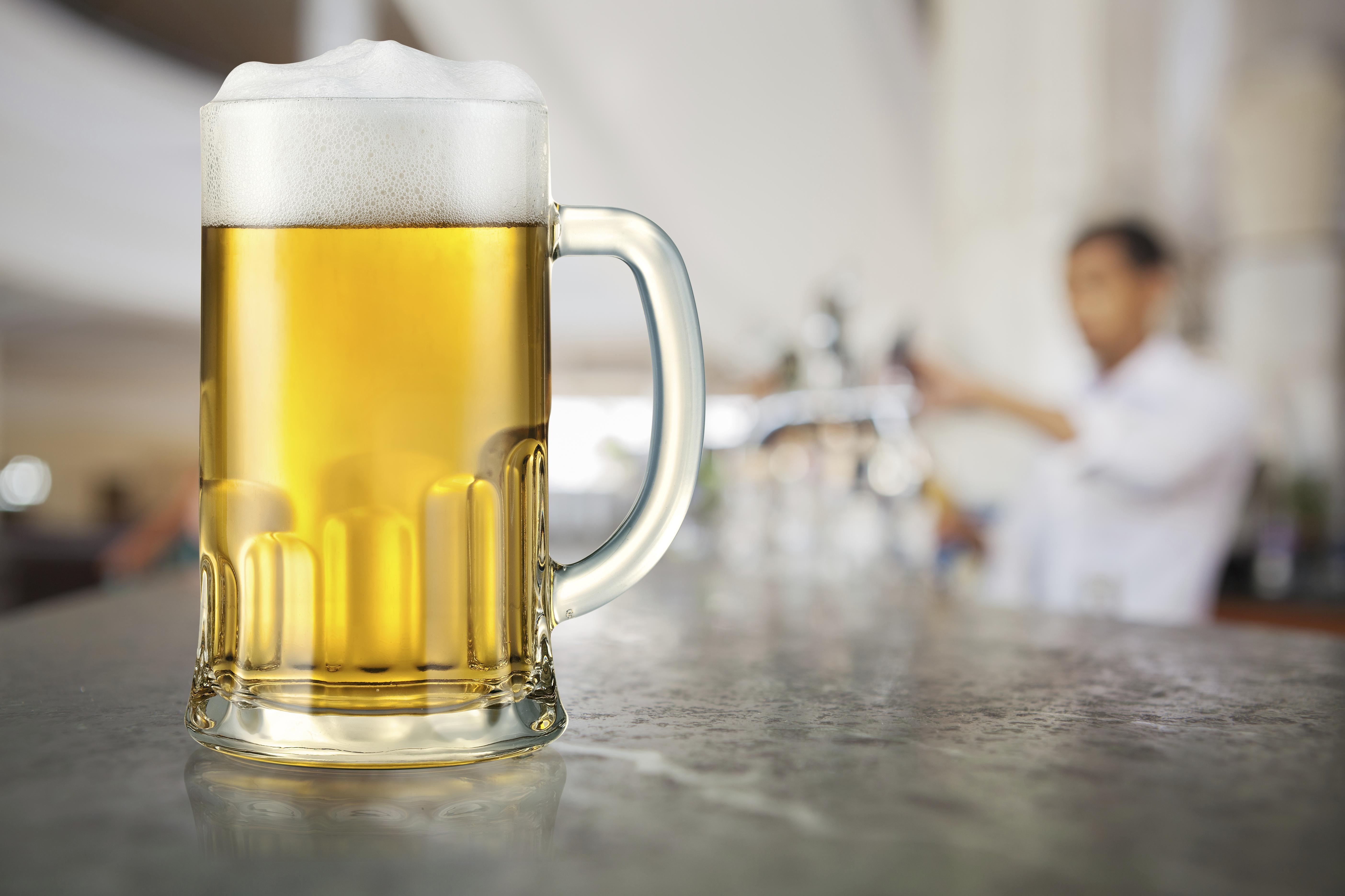 лучшее светлое пиво на розлив