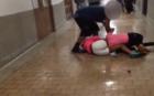 kids fight columbus north international high school