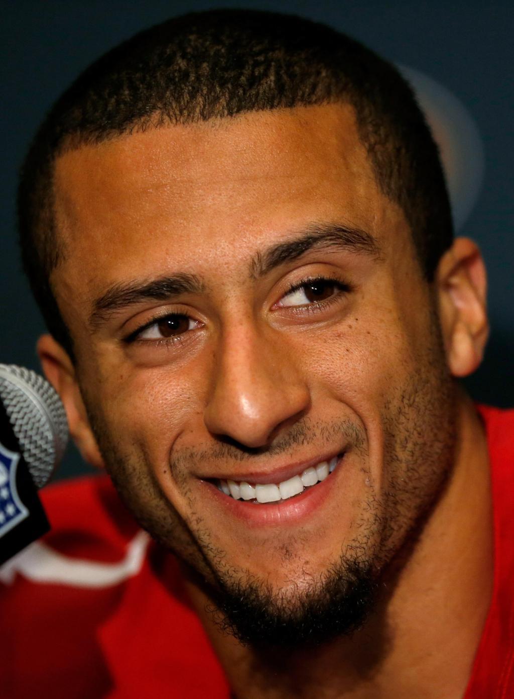 San Francisco 49ers Super Bowl XLVII Media Availability