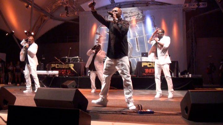 Stone Soul 2015 Performances