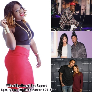 lilD's Word Eye Heard Ent Report 6-15