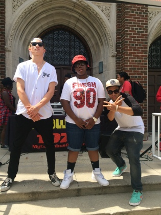 """Columbus Street Heat Artist A Sounds """"Twerkin It"""""""