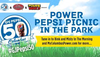 Power Pepsi Picnic In The Park