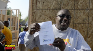 Powerhouse with Habitat For Humanity