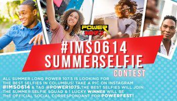 IMSO614 Selfie Contest