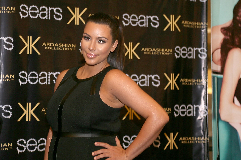 Kim Kardashian, Kourtney Kardashian and Khloe Kardashian Odom Celebrate The 'Spring 2013 Kardashian Kollection'