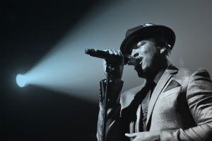 Ne-Yo Apollo Gala