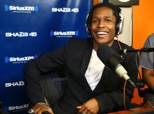 Celebrities Visit SiriusXM Studios - May 27, 2015