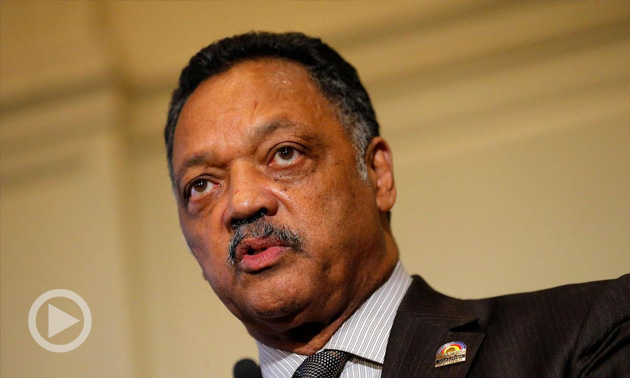 Rev. Jesse Jackson Calls AME Church Massacre Is An Act Of Terrorism
