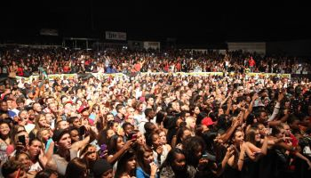 Powerfest crowd