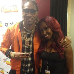 DJ Dimepiece and Future