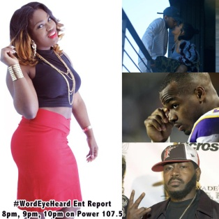 lilD's Word Eye Heard Entertainment Report 9-1