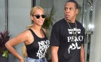 Can You Spot A Baby Bump? Beyonce Cuddles Up With Jay Z In New Photo Amid Pregnancy Rumors