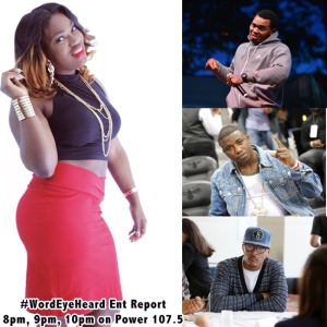lilD's Word Eye Heard Ent Report 10-19