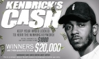 KENDRICK'S $20,000 CASH JACKPOT!