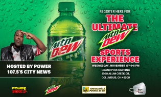 Mountain Dew Sports Experience