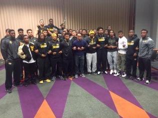University of Missouri Football Team