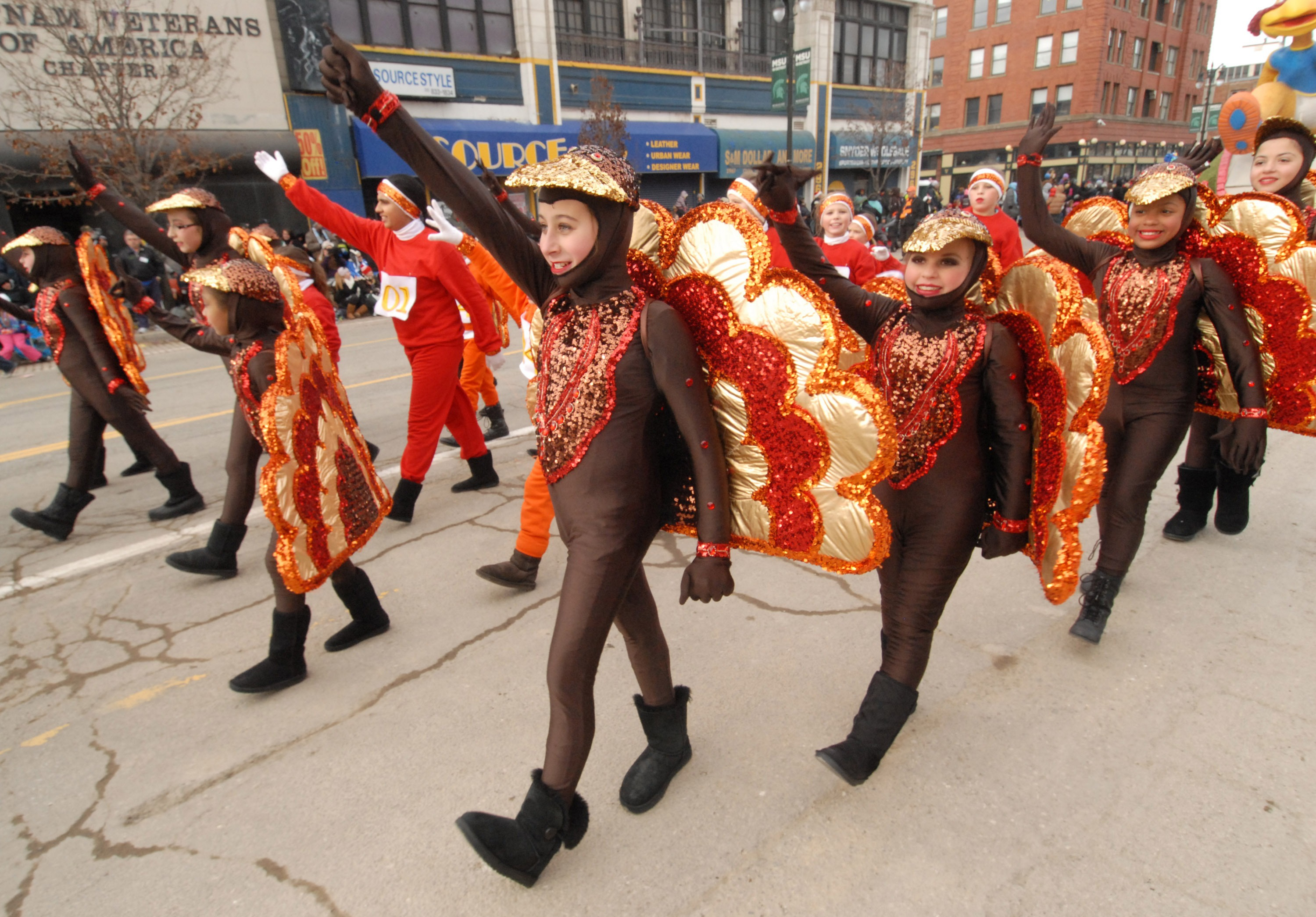 America's Thanksgiving's Day Parade