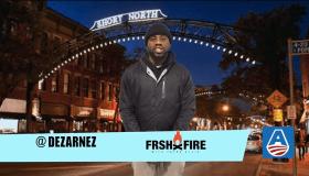 Dez Arnez Fresh Fire