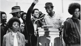 Huey Newton Speaks At Revolutionary People's Party Constitutional Convention